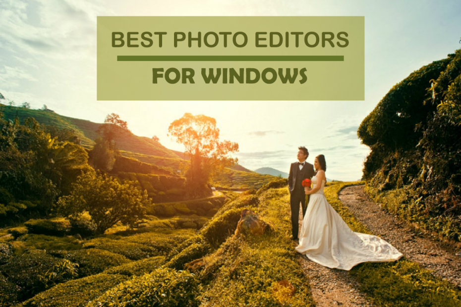best free photo editing software for windows