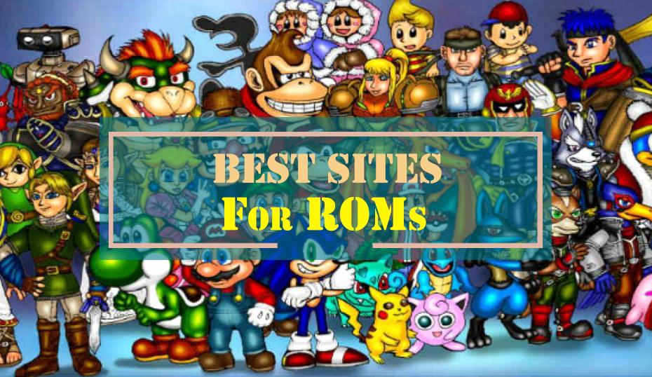 Best Roms Site