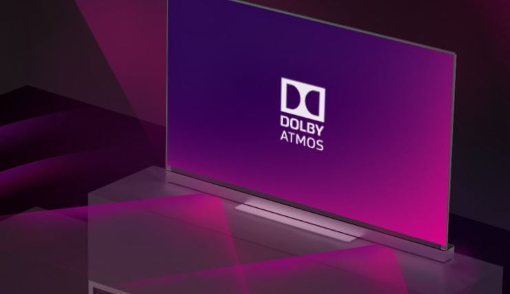 Sony UBP X800 with dolby vision