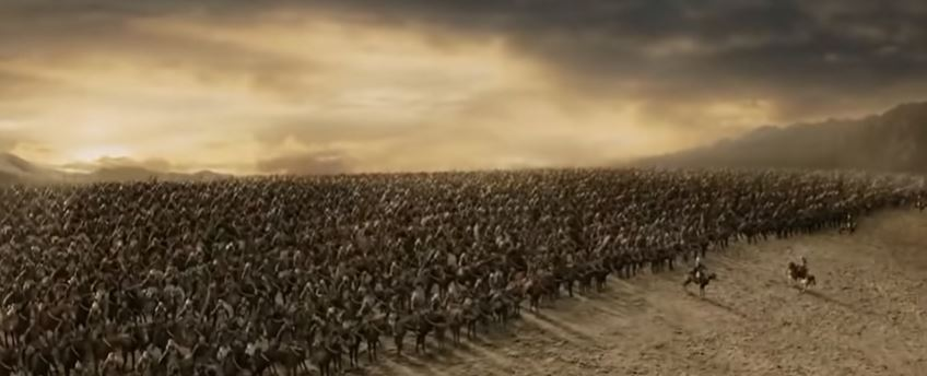 Lord of the Rings 4K Black Friday